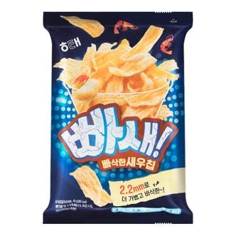 韩国HAITAI海太 爆脆鲜虾片 60g