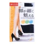 日本REGART FIT LADY 阴影丝袜 #黑色 M-L 单件入