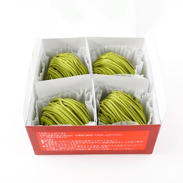 【冷冻】GOYO SHOKUHIN 宇治抹茶栗子蒙布朗蛋糕 239g