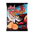 OISHI上好佳 KRAKEN鲨 波浪薯片 火辣味 60g