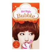 ETUDE HOUSE HOT STYLE Bubble Hair Coloring Sweet Orange 4 Pieces