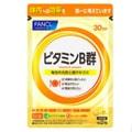 【日本直邮】FANCL芳珂 天然混合维生素B胶囊 维他命B VB 60粒30日份