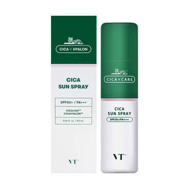 VT Cica Hyalon Sun Spray 90ml SPF50+ PA+++