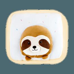 MINISO Toast Sloth Cushion