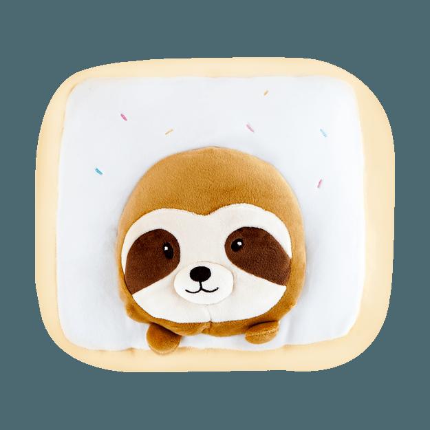 商品详情 - 名创优品MINISO 面包树懒抱枕 - image  0