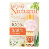 MENTHOLATUM Lip Baby Natural Pure Honey 4g