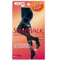 日本 SLIMWALK 美感紧身裤80旦尼尔女式秋冬 - 黑色  S-M 1pcs