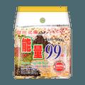 台湾北田 非油炸 能量99棒 蛋黄夹心味 180g