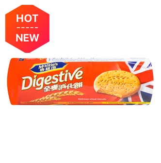 MCVITIES Natural Wheat Biscuits 400g