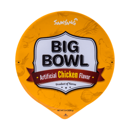 SAMYANG BIG BOWL Noodle Chicken Flavor 95g
