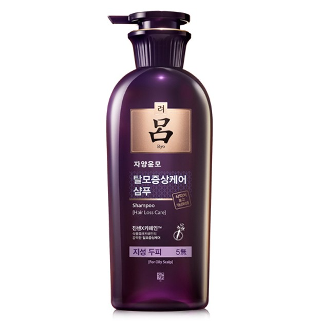 Product Detail - RYO Hair Loss Care Shampoo For Oily Scalp 400ml - image 0