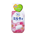 COW Milky Body Soap Relax Floral Fragrance Pumps 550ml