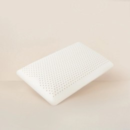 【美国发货5-7日达】网易严选 泰国93%含量天然乳胶枕  偏爱低枕选它 1只装 5-7日达