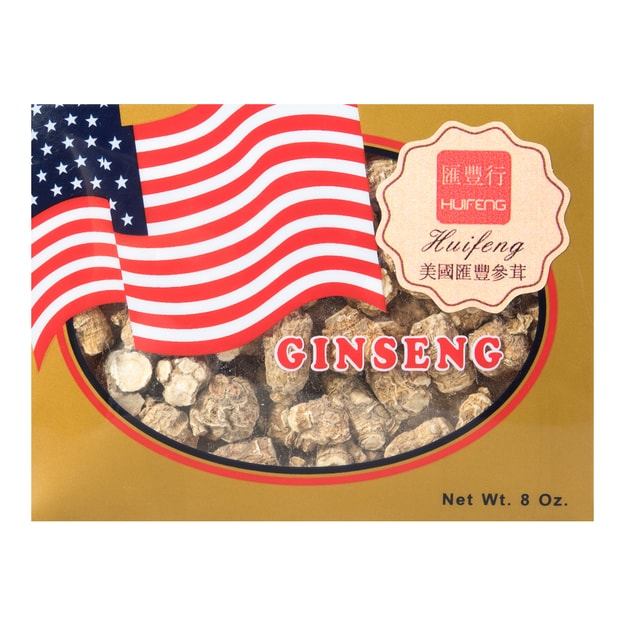 Product Detail - HUIFENG American Ginseng 4oz - image 0