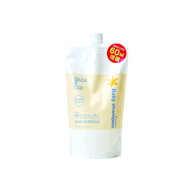 Product Detail - MAMA&KIDS Baby Systemic Shampoo Frey Choi Refill 460ml - image 0