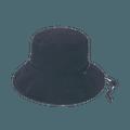 COGIT||PRECIOUS UV 防水遮阳户外防晒帽||黑色 头围56-58cm