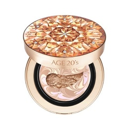SWAROVSKI CRYSTAL EDITION Premier Essence Cover Pact Pro Cover SPF 50+ #13 Ivory
