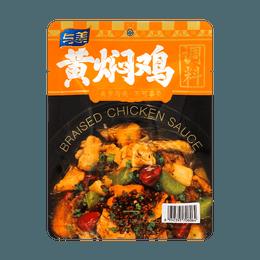 与美 黄焖鸡调料 120g