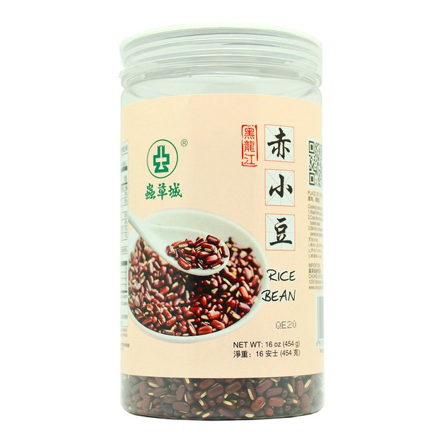 Product Detail - CHUNG CHOU CITY Rice Bean 454g - image 0