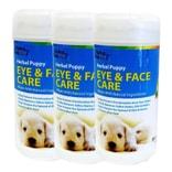 ALPHA DOG SERIES 宠物眼部脸部护理湿巾 三件套