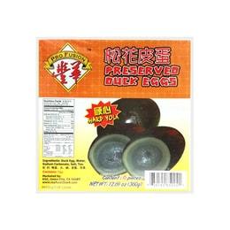 PRO FUSION Preserved Duck Eggs Hard Yolk 360g