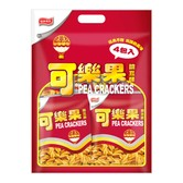 台湾LIANHWA联华食品 可乐果 豌豆酥 蒜香古早味 4包入 228g
