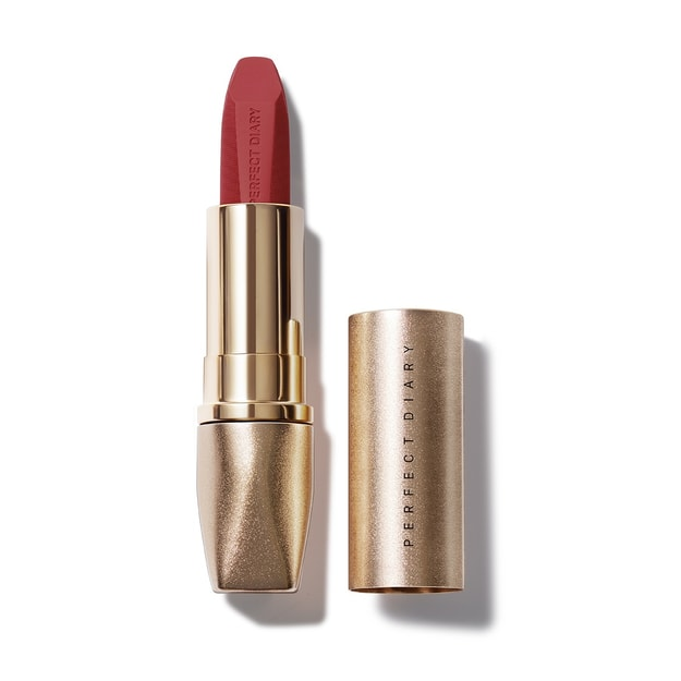 Product Detail - PERFECT DIARY Star Shine Le Rouge Lipstick A04 Jazz Dancer - image 0