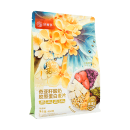 HONLIFE Chia Seed Cereal-Osmanthus Flavor 400g
