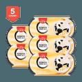 【10杯入 大分量齐分享】生和堂 奶香燕麦龟苓膏 2杯入 444gx5