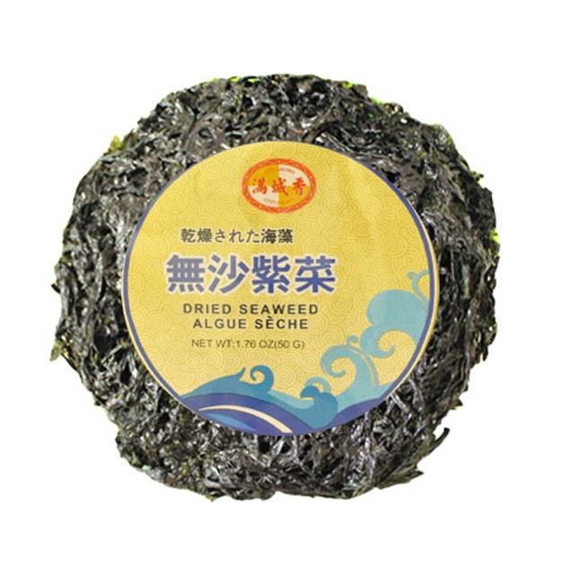 商品详情 - 满城香 优质无沙紫菜 50g - image  0