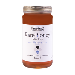 YOUNG POWER Blackberry100% Rare Honey 454g