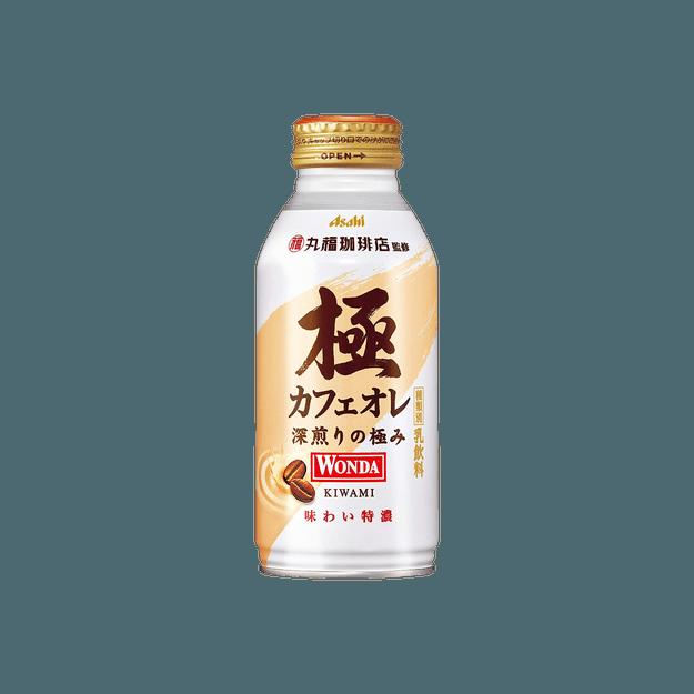 商品详情 - 日本ASAHI朝日 Wonda 极致奢华咖啡拿铁 370g - image  0