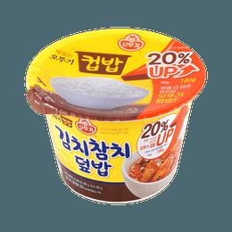 韩国OTTOGI不倒翁 金枪鱼泡菜韩式拌饭 310g