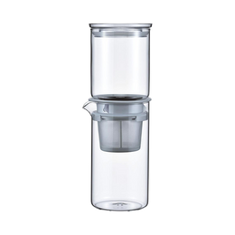 HARIO||纤长透明咖啡滴滤杯||600ml 1个