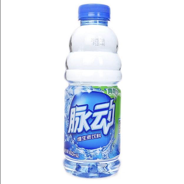 商品详情 - 脉动维生素饮料 青柠口味 600毫升 - image  0