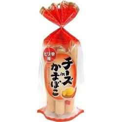 【日本直邮】NATORI MEIHOKU日本人气芝士火腿肠 辣味 256g