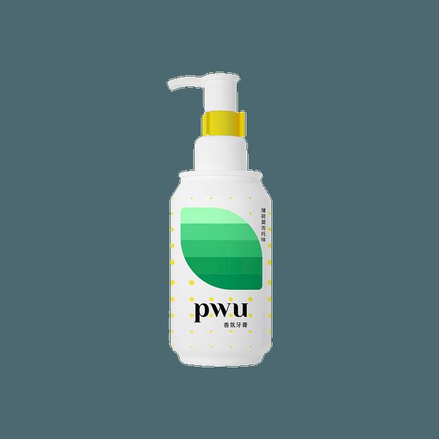 商品详情 - PWU朴物大美 香氛牙膏 薄荷莫吉托 180g - image  0