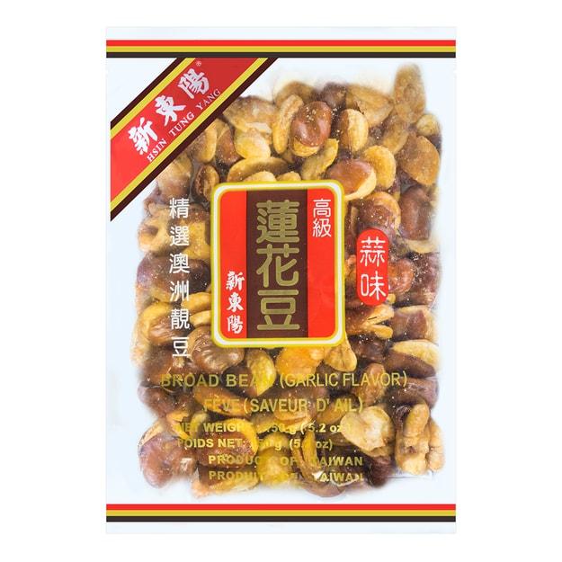 商品详情 - 台湾新东阳 高级莲花豆 蒜味 150g - image  0