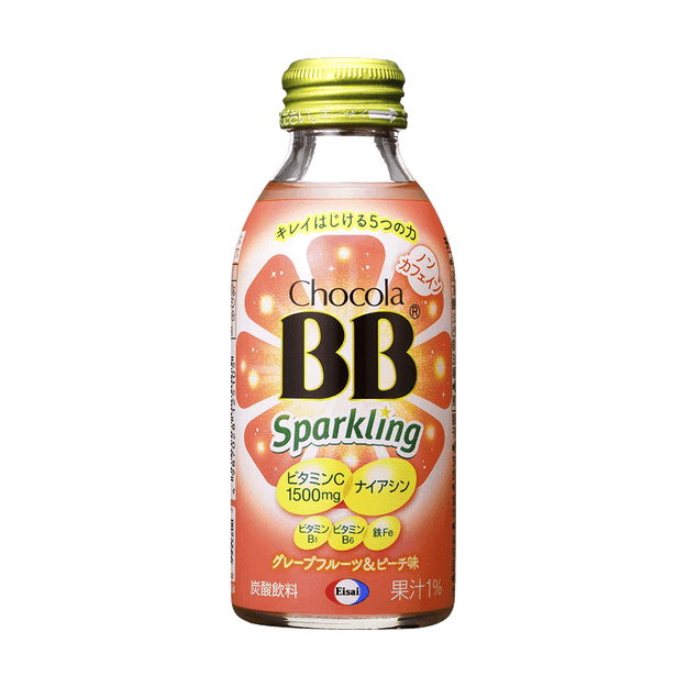 Product Detail - Chocola BB Sparkling 140ml - image 0