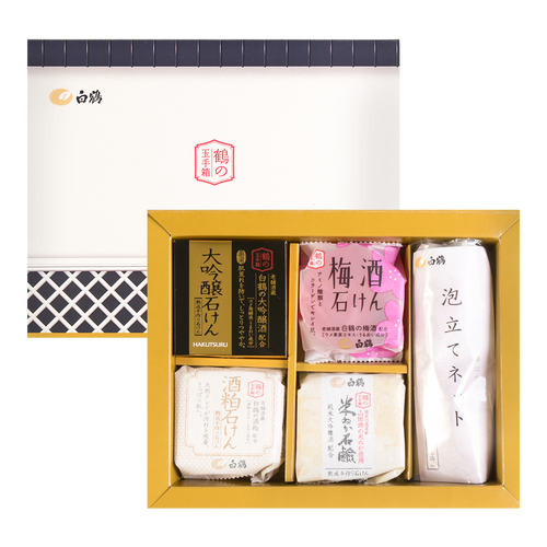 TSURU NO TAMATEBAKO Holiday Gift Set 1pc
