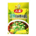 LIUPO Spicy Fish Soup Base Green Sichuan Pepper 258g