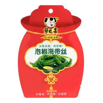 菜花香 泡椒海带丝 80g