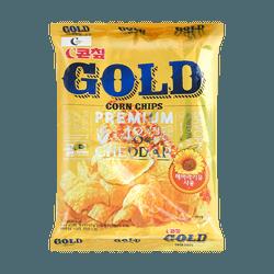 韩国CROWN 黄金玉米片 117g
