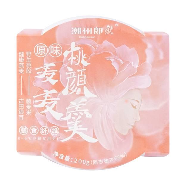 Product Detail - CHAOZHOULANG Peach Gum Gleditsia Sinensis Soup Natural Flavor 180g - image 0