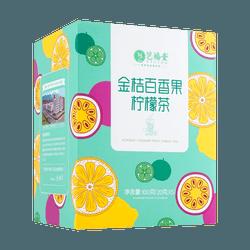 Kumquat Passion Fruit Lemon Tea 100g