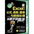 Excel 2010公式、函数、图表与数据处理从新手到高手(附光盘1张)