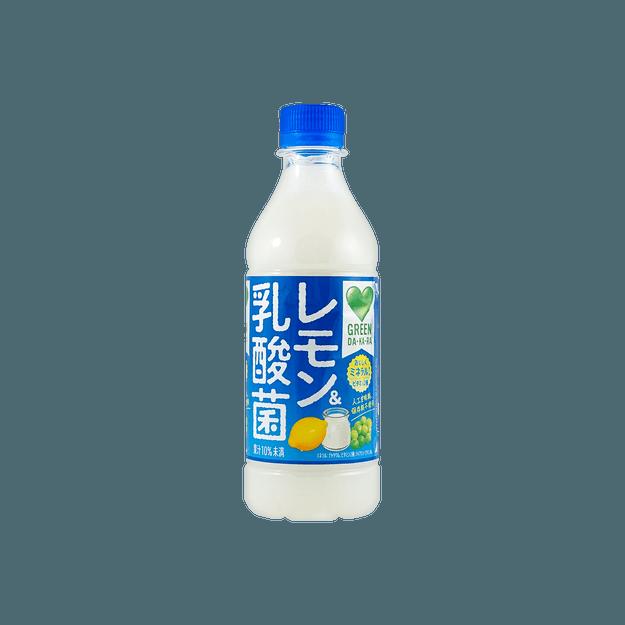 商品详情 - 日本SUNTORY三得利 SUNTORY 柠檬乳酸菌饮料 430ml - image  0