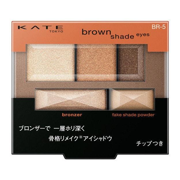 Product Detail - KANEBO KATE Brown Shade Eyes #BR-5 - image 0