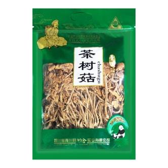 川珍 茶树菇 150g