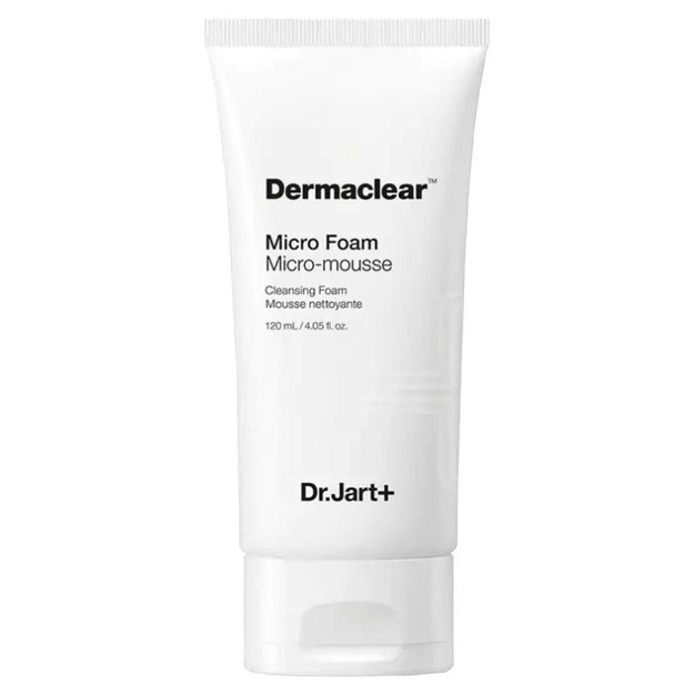 Product Detail - DR.JART+  Dermaclear Micro pH Foam 120ml - image 0